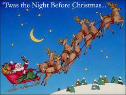 T'was the Night Before Christmas… 2010 | Mandelman Matters