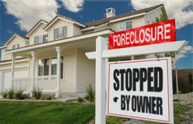 FORECLOSURE STOPPED index