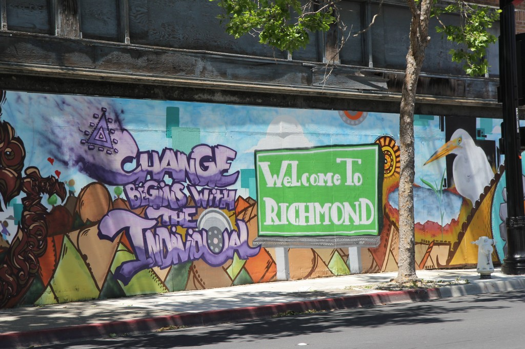 RICHMOND WELCOME